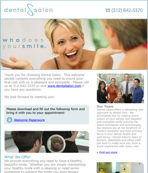 Dental Salon Newsletter